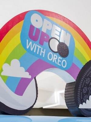 Open Up with Oreo & #LetWonderOut! #wonderselfie