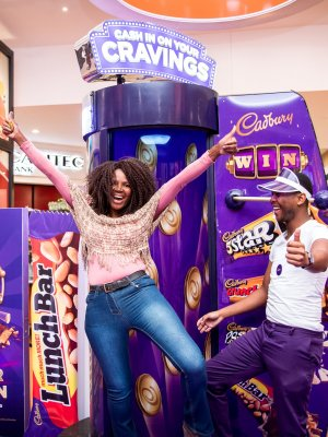 Ka-Ching! Cashing In on Cadbury Cravings